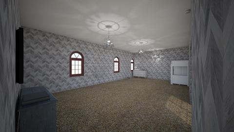 My dream bedroom - Bedroom  - by Megatron_Creates