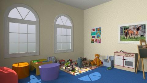nursery  - Modern - Kids room  - by amelzarah1