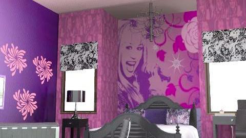 teen girl power!!! - Feminine - Bedroom - by thankgod