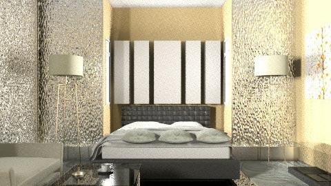 waterwall - Modern - Bedroom - by decorj