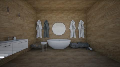 Bathroom - Bathroom  - by Designer 10