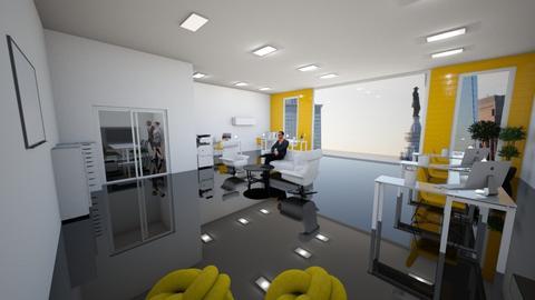 city office - Modern - Office  - by Erin Machnik