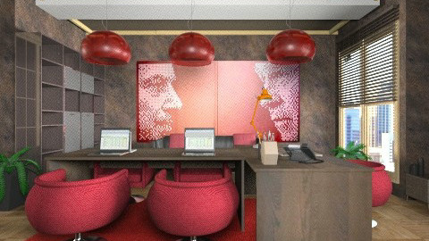 boss - Office  - by chania