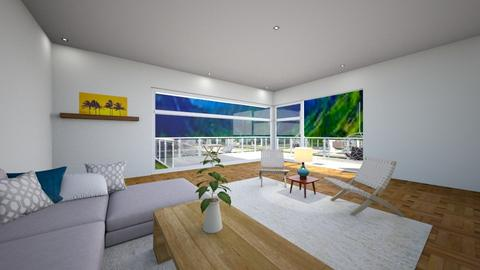 Hawaiian House - Modern - Living room  - by Taehyungie