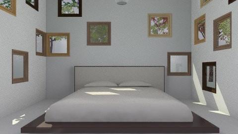 Flying Windows - Minimal - Bedroom - by 3rdfloor