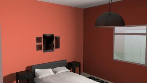 Nina - Retro - Bedroom  - by nipuu