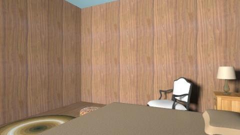 ANTIQUE - Rustic - Bedroom  - by cik hana
