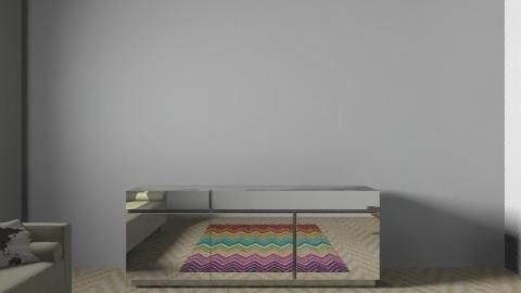 take1  - Retro - Living room  - by tegantbaker