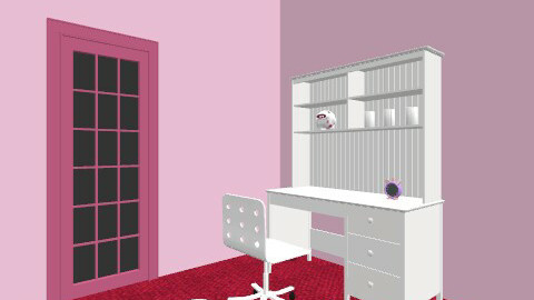 Kids Room - Glamour - Kids room  - by brttt