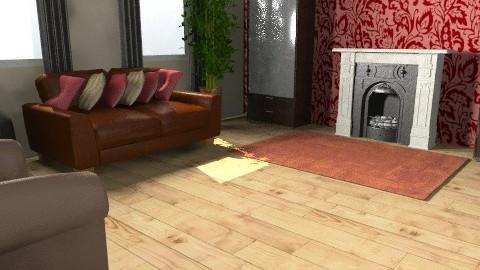LIVING ROOM 1 - Minimal - Living room  - by Sykes Caroline