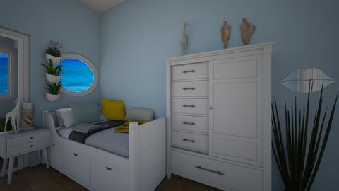 Realistic Dream Room - Modern - Bedroom  - by CocoChanel12