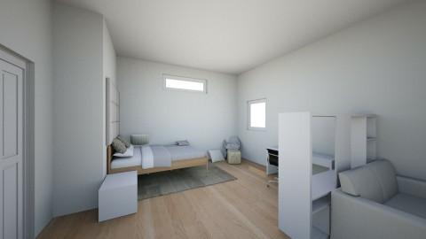 Emilie bedroom - Minimal - Kids room  - by LCarle