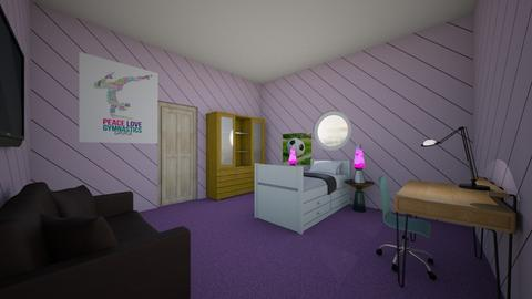 Faras room - Kids room  - by CW THE HARRY POTTER FAN
