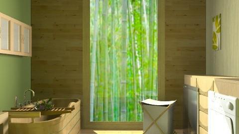 2 - Bathroom  - by RonRon