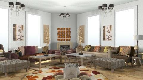 fairus - Modern - Living room - by 5ruzk