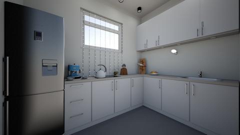 KRA 1 - Kitchen  - by RobertBlade