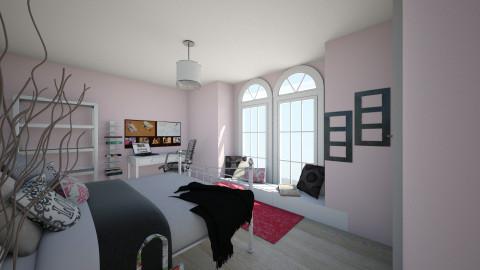 Bedroom - Bedroom - by Olga Kluk