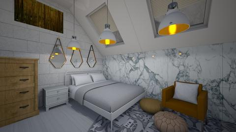 boho bedroom - Vintage - Bedroom  - by thelmatt