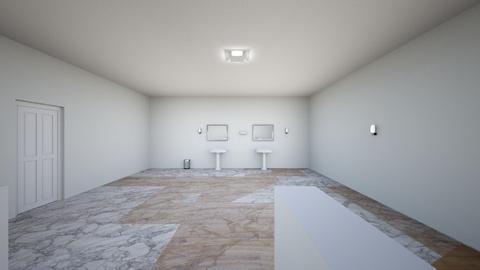 bathroom layout - Bathroom - by Kimverly16
