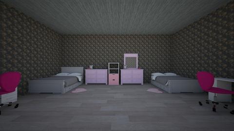 twins room - Garden  - by babygirlll