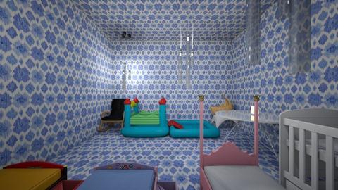 nursarey of a lifetime - Kids room  - by g  bn
