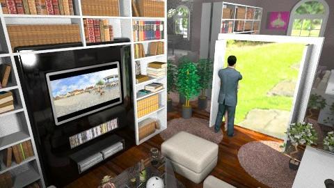 Love  - Glamour - Living room  - by anjuska9