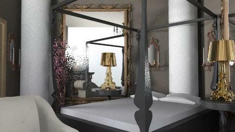 victorian suite - Vintage - Bedroom  - by whatsmyname