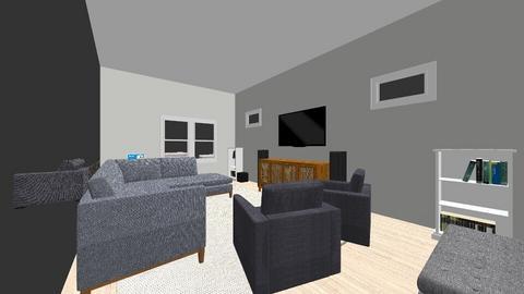 Living Room - Living room  - by romxrf