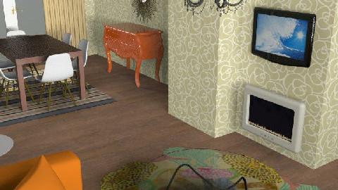 Urshy1 - Living room - by gingerpantz