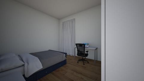 parinti_4_trapez - Bedroom  - by Catalina Iacob