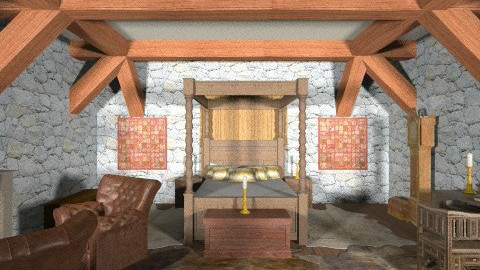 Game of Thrones - Classic - Bedroom  - by CassW