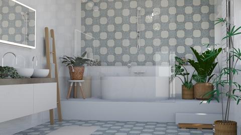 Dream on      _Bathroom - Bathroom  - by Punnies