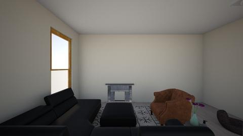 Basement - Classic - Living room  - by emilyg520