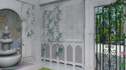 Grecian Garden - Classic - Garden - by starsector