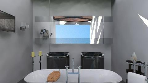 Classy - Classic - Bathroom  - by nikanarbut