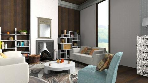 Min 2 - Minimal - Living room  - by mrschicken