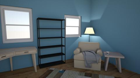 weismann - Living room  - by jallyns