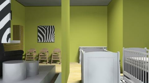 nursery - Modern - Kids room  - by sydneylee