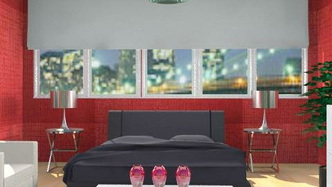 City Dreams - Eclectic - Bedroom  - by channing4
