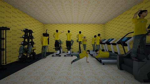 Albertos Gym - by Albertos number1 fan