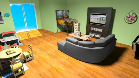 waiting room - Modern - Office  - by maleigha__01