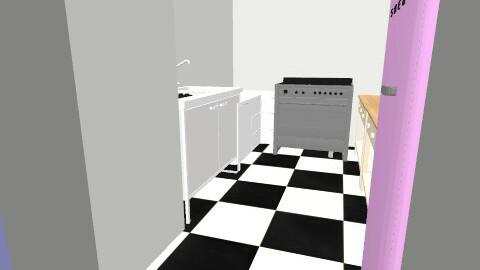 banjakuh'nja2  - Eclectic - Kitchen  - by tatjana_novak