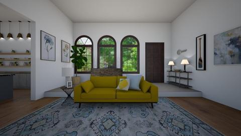 Dream Living Room - by BaylorBear