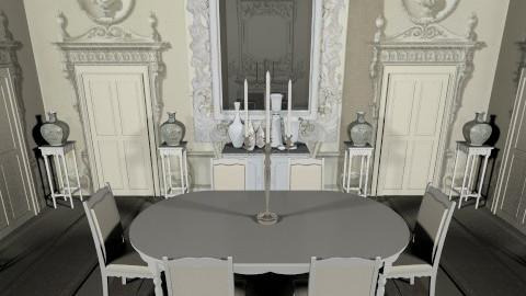 Grandeur - Classic - Dining room  - by unglued