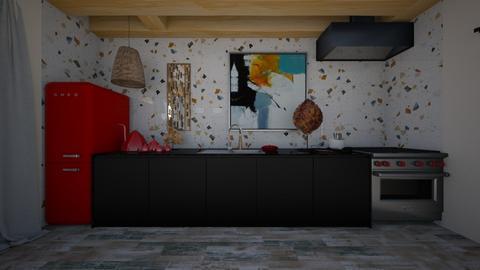H64SE NEW - Kitchen  - by MihaelK