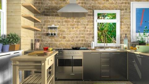 REMIX - Eclectic - Kitchen - by lauren_murphy