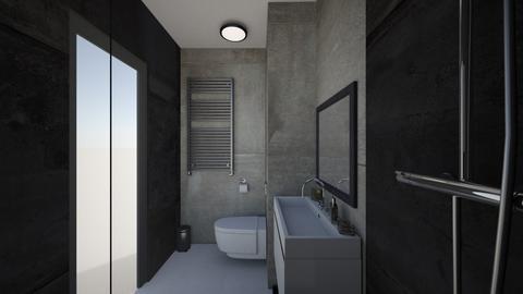 bathroom mam - Modern - Bathroom  - by Golodnik