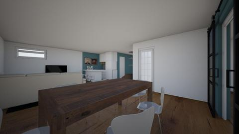 Taverna con bar - Kitchen  - by laura suino