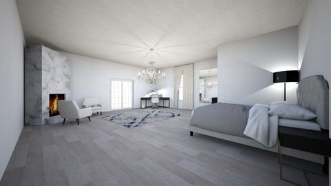 Dream bedroom - Modern - Bedroom  - by Yabsera_Potato