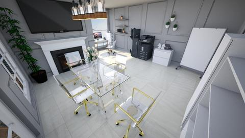 arh studio rend 3 - Modern - Office  - by Ana Malajmare